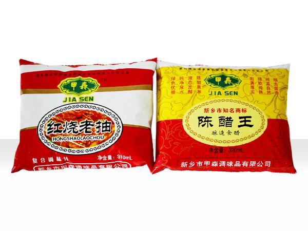 陈醋王320ml(袋)
